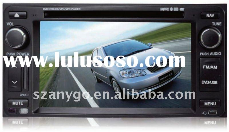 Car DVD GPS Navigation system for 2009 Yaris