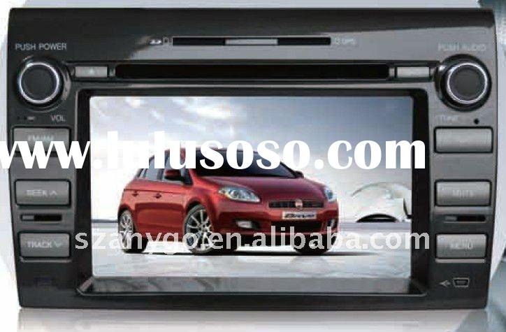 Car DVD GPS Navigation system for FIAT Bravo