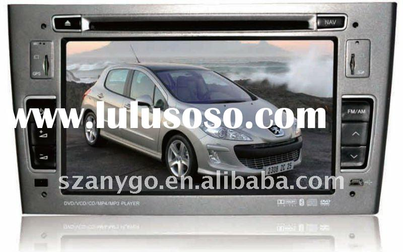 Car DVD GPS Navigation system for Peugeot 308 408