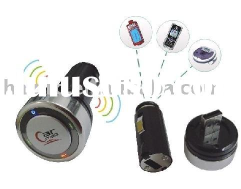Car Mp3 player FM Transmitter with Flash memory
