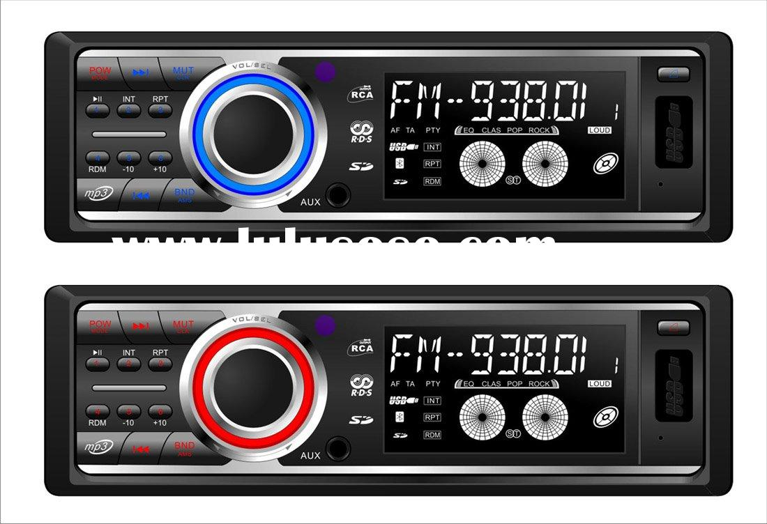 Car Radio / MP3 player with USB/SD slot