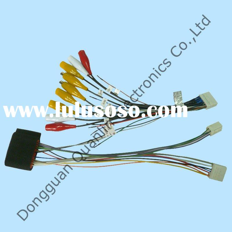 car harness wire, car harness wire Manufacturers in LuLuSoSo.com ...