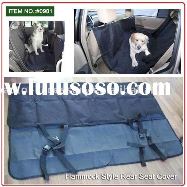 Car Rear Full Seat Hammock Cover Dog cushion auto accessories