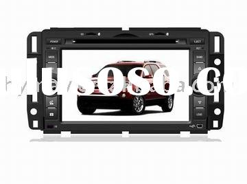 Car multimedia system with GPS navigation special for GMC YUKON SUBURBAN TAHOE ACADIA Buick Enclave