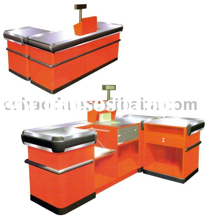 Checkout Counter cashier table cash counter
