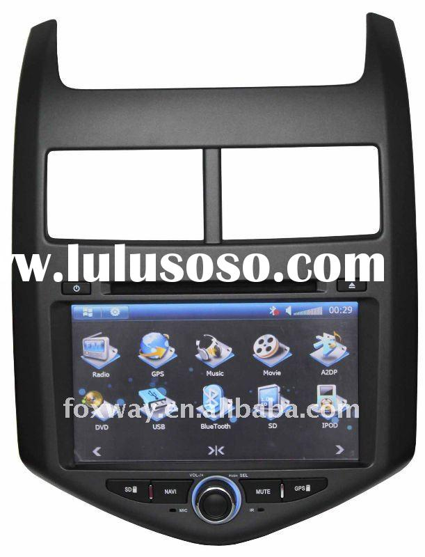 Chevrolet Aveo 2 din Car DVD GPS player with car gps