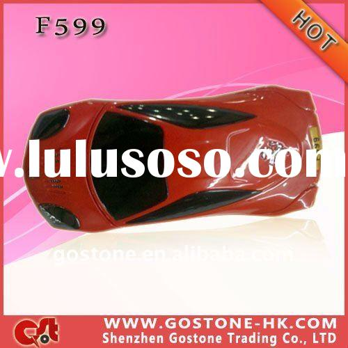 China 1.3MP Camera Quadband Bluetooth Dual SIM Car Shaped MTK Mobile Phone
