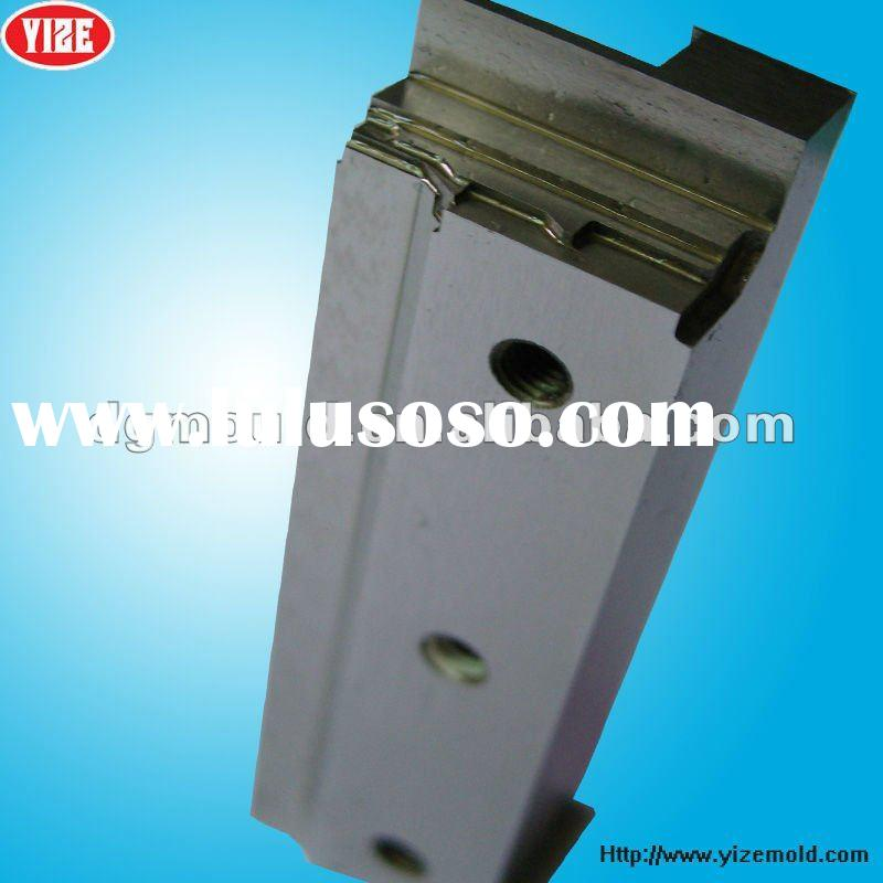China(Dongguan) semiconductor plastic mould parts manufacturer