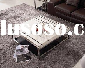 China furniture living room centre marble low coffee table