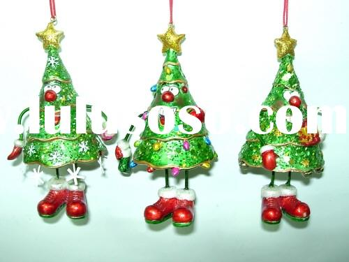 Christmas Decoration Xmas Ornament : Resin Tree Character ornament