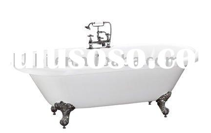 Classical Acrylic Bathtubs - Plastic bathtub for adult