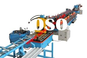 Cold Roll Forming Machine - Purlin Roll Forming Machine