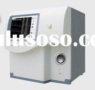 Color Graphic Liquid Crystal Display Cell Counter