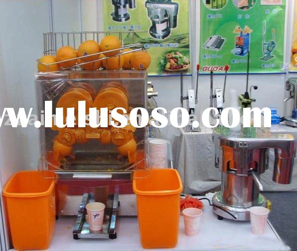 Commercial orange juice extractor,automatic orange juicer,orange juice maker