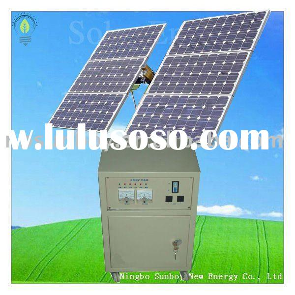 Complete Home Use 500W Solar System