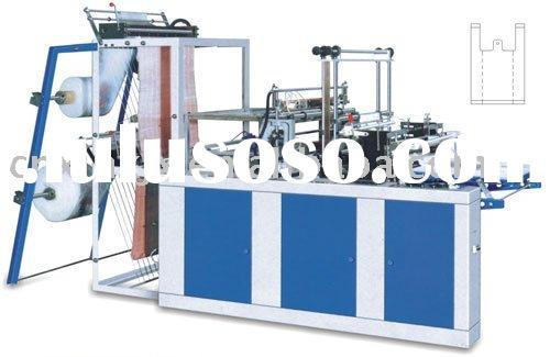 Computer-controlled Double -layer Film Bag Making Machine