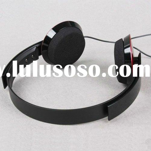 Computer earphone EAR0810,high quality earphones for PC user