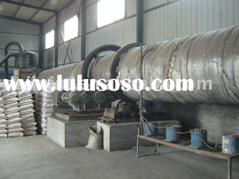 Converter/Rotary Kilns for Activated Carbon