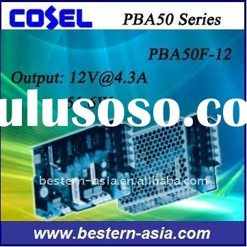 Cosel AC/DC Switching Power Supply PBA50F-12