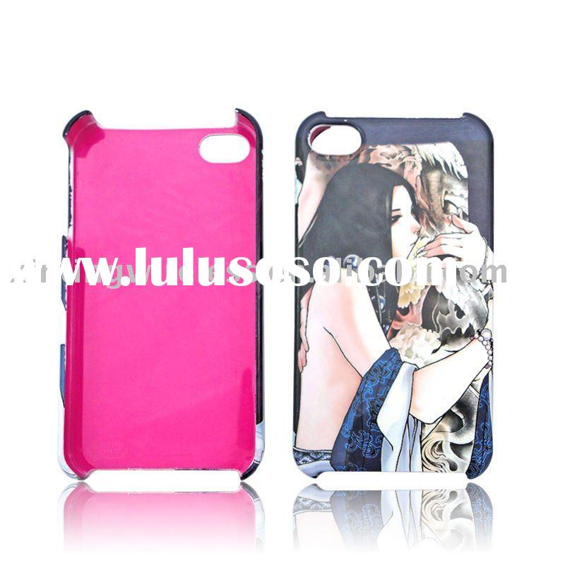 Crystal hard case for iPhone 4 3G 3GS
