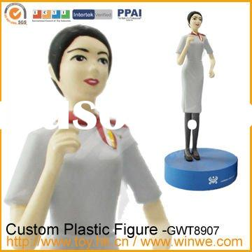 Custom Plastic Figure