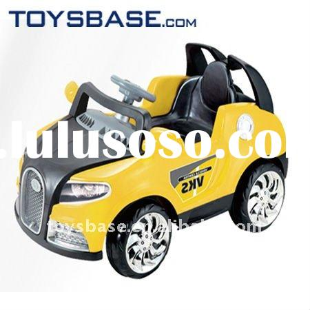 Cute and vivid design kids battery operated toy car
