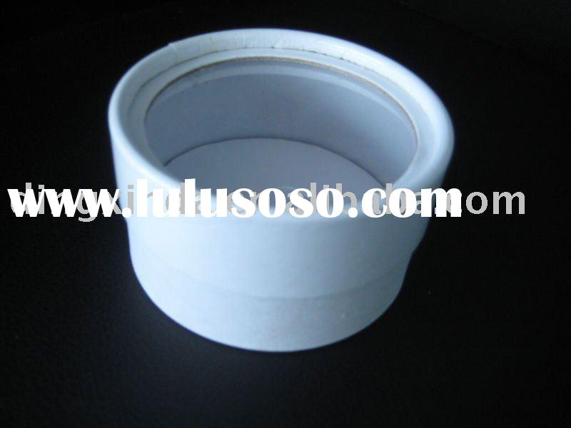 Cylinder candy packing box with PVC window