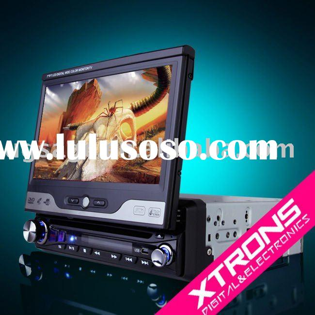 D708: 7'' in-dash Car DVD Player with TV and Reversing camera