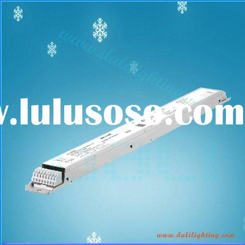 DALI dimmable electronic ballast for fluorescent tubes