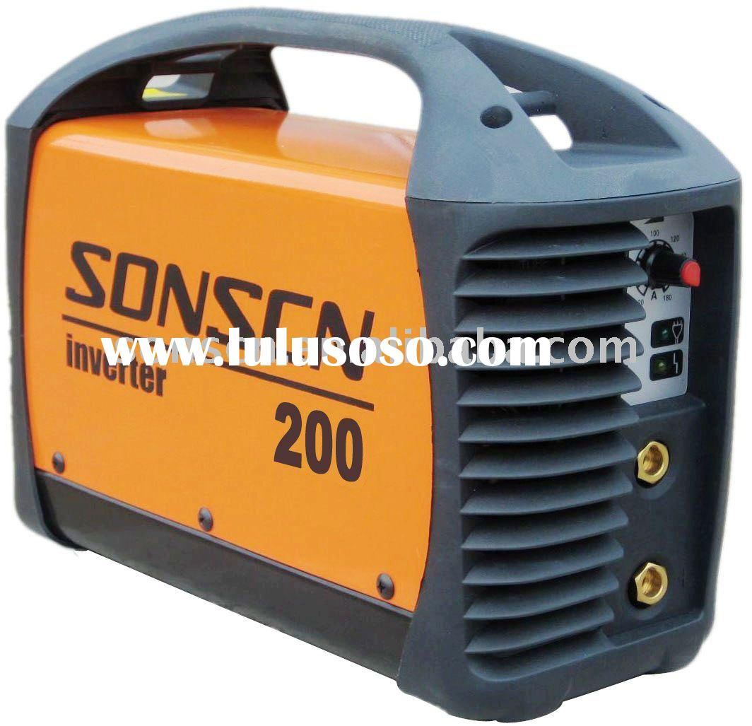 DC arc welding inverter