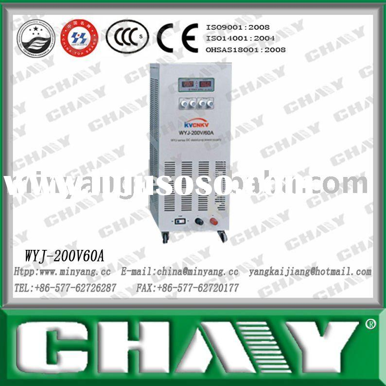 DC regulated power supply WYJ-200V60A