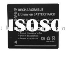 DMW-BCF10E Digital Camera Battery Pack for Panasonic