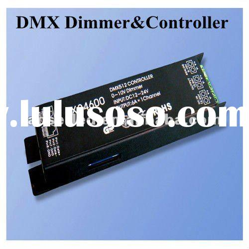 DMX LED dimmer controller