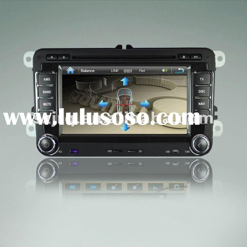 DOUBLE DIN SPECIAL VW PASSAT CAR DVD PC WITH DIGITAL TV GPS NAVIGATION