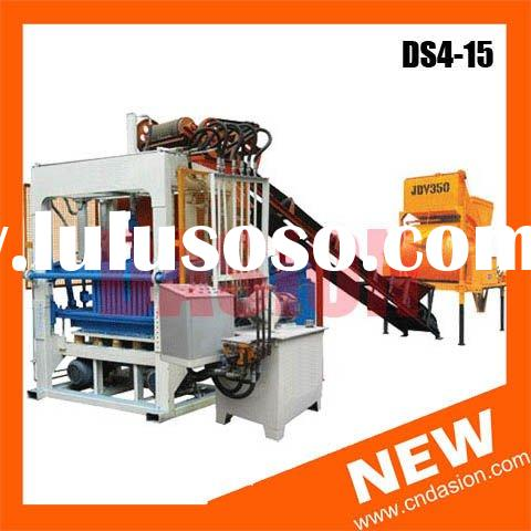 DS4-15 manual block making machines Ghana