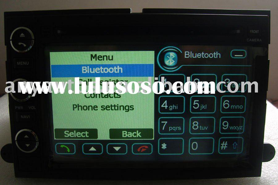 DVD+GPS+Bluetooth+Tv+Radio+Parking Sensor+Camera+CARD Car DVD Player for Ford Explorer VW Touareg