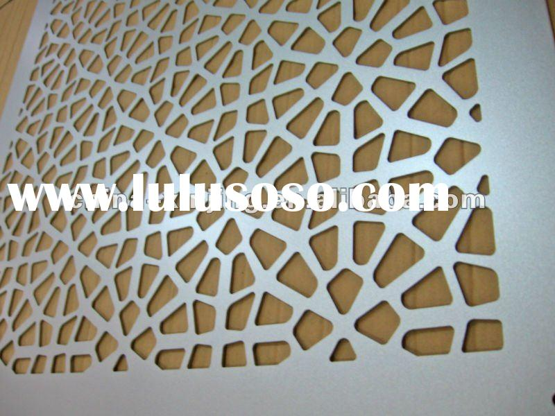 decorative exterior wall design materialspecial building decoration iso9001ce