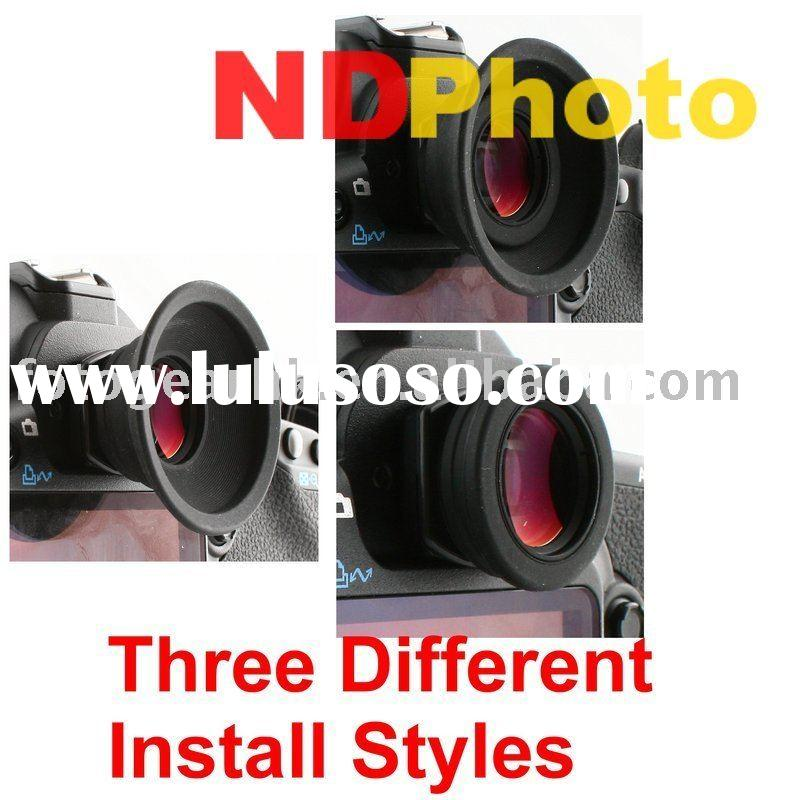 Digital Camera Accessory 1.36x ViewFinder Eyepiece for Nikon Canon Pentax Sony Olympus