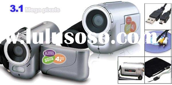 Digital Video Camera With Digital still camera & PC camera (DV-136zb)
