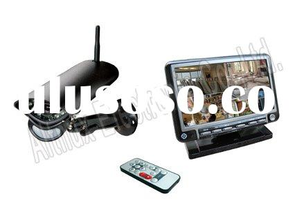 Digital Wireless Camera security camera Kits w/ DVR Recorder SH33