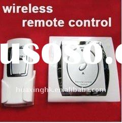 Digital Wireless Remote Control Light Lamp Switch Lamp Dimmer one Way Light White FK-921A
