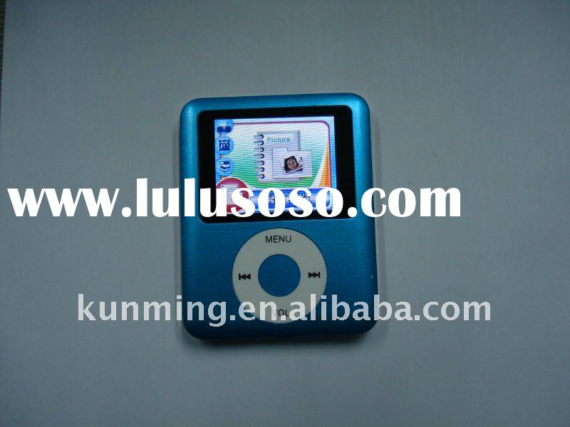 Digital mp4 player (3rd Generation),1.8TFT with FM radio,Video format:AMV,MTV 1GB>16GB