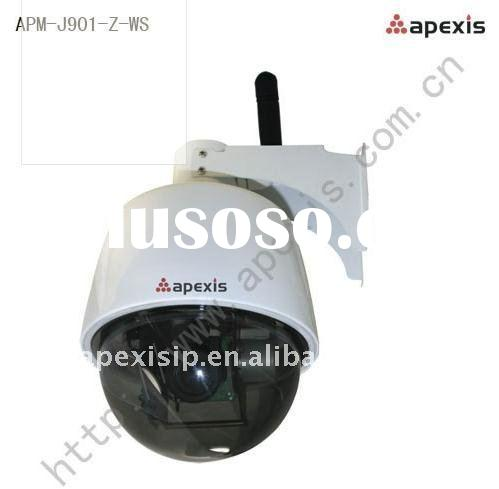 Dome Wifi IP network Camera PTZ