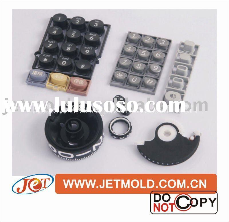Double Color injection Plastic home appliance parts JET0001