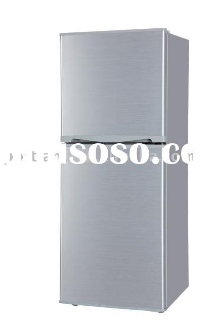 Double Door Series top freezer Refrigerator ( BCD-138 )