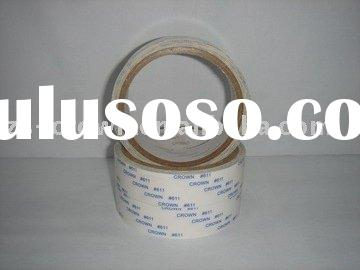 Double Sided Tissue Tape with Solvent Acrylic Adhesive