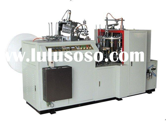 Double Sides PE Coated Disposable Cup Forming Machine