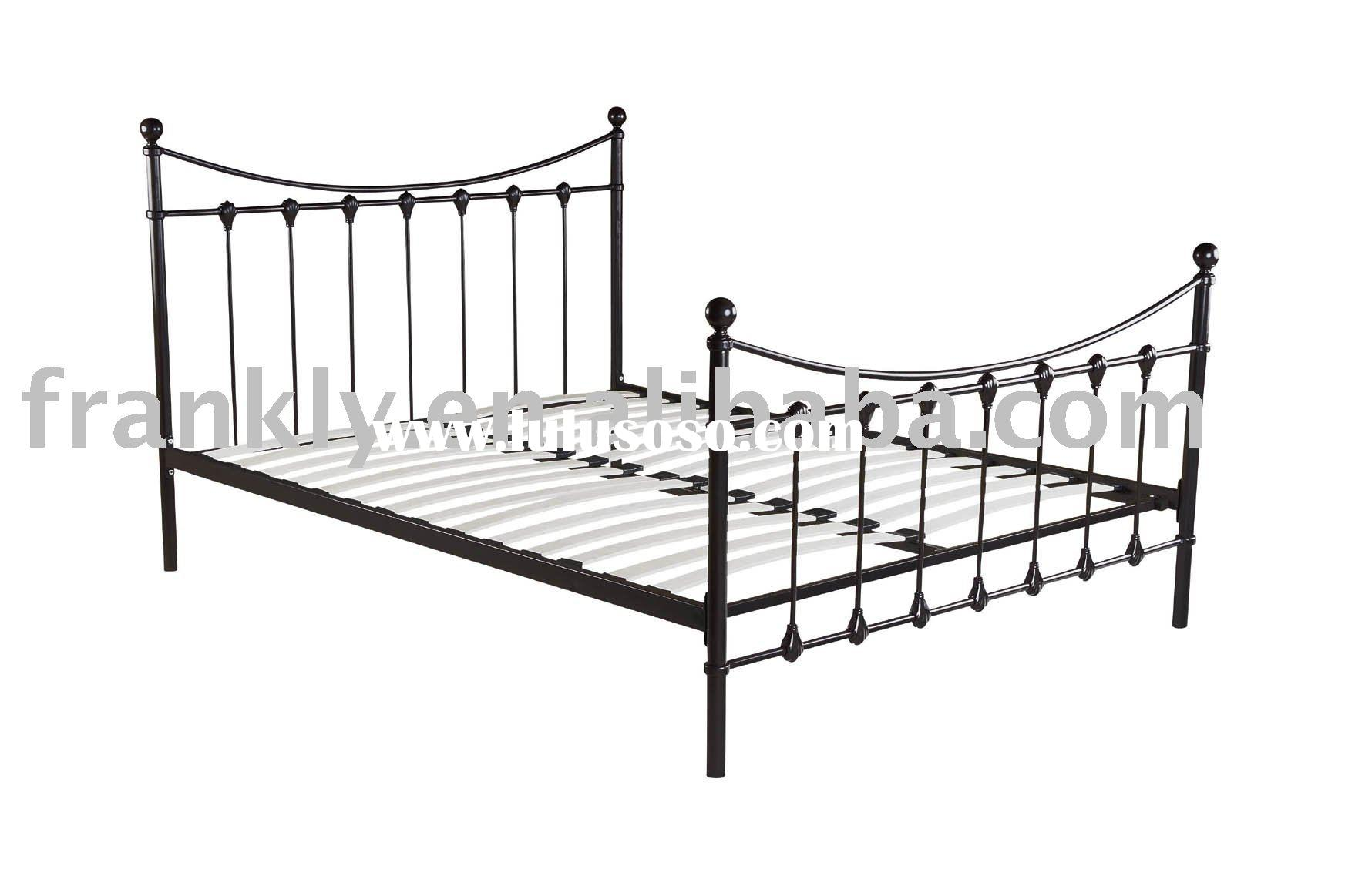 Double Metal Bed Frame