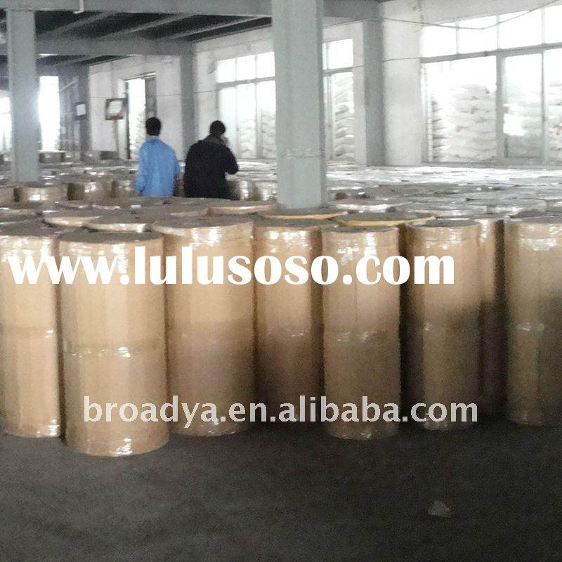 Double sided adhesive tape roll