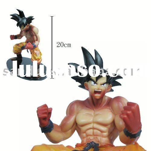 Dragon ball Figures,Plastic figurine,action figure